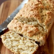 3 ingredient Beer Bread Recipe