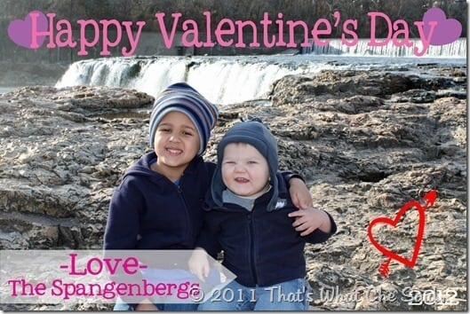 Valentine's Day Card 2012 blog copy