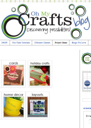 {GIVEAWAY} Oh My Crafts $25 Credit