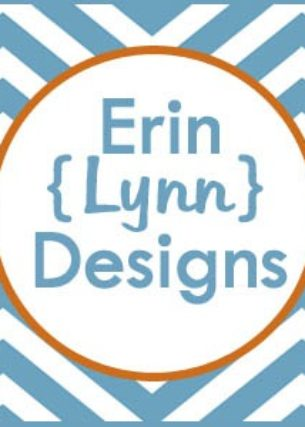 Blogiversary Giveaway #3- Erin Lynn Designs