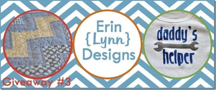 Giveaway Banner Erin Lynn Designs