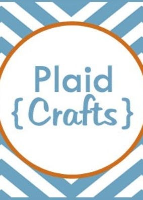 Blogiversary Giveaway #1–Plaid Crafts