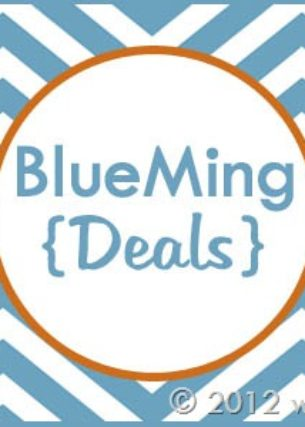 Blogiversary Giveaway #5- BlueMing Deals