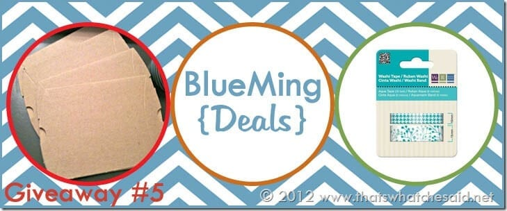 Blue Ming Deals Banner