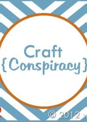 Blogiversary Giveaway #12- Craft Conspiracy