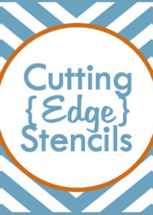 Blogiversary Giveaway #6- Cutting Edge Stencils