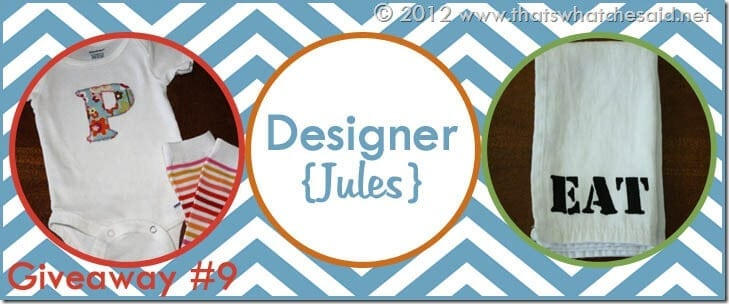 Designs by Jules Banner