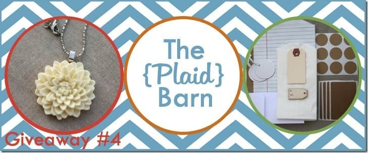 The Plaid Barn Banner