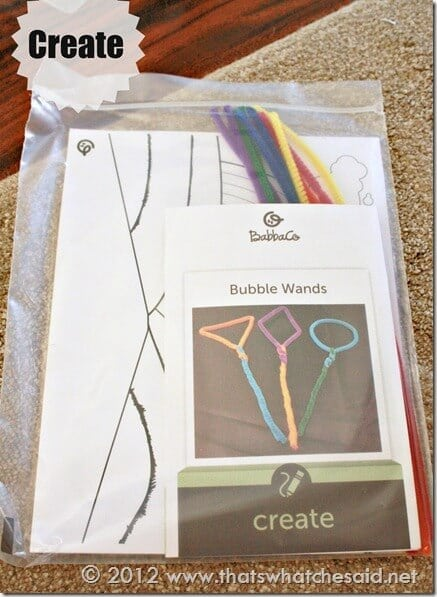 BabbaBox Create Bubble Wands