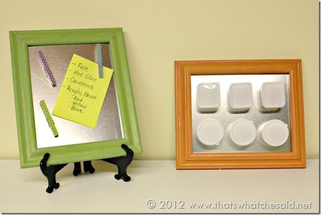 Magnetic boards 1