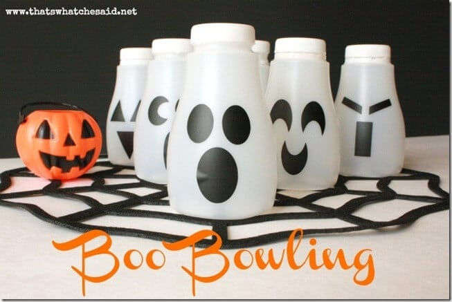 BOO Bowling Game