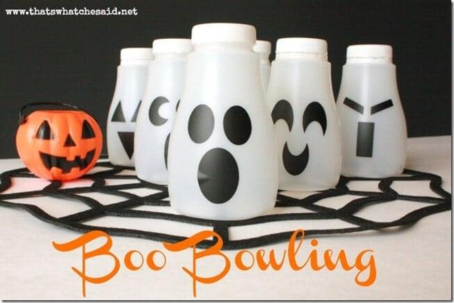 BOO Bowling Game