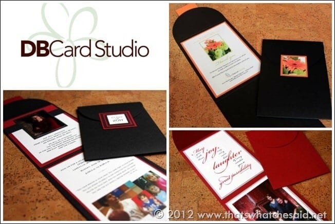DBCard Studio Collage