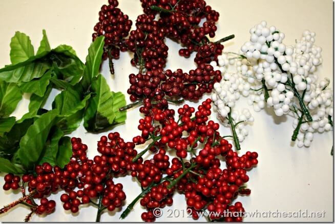 Berry Wreath Berries