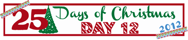 25 Days of Christmas at thatswhatchesaid.com