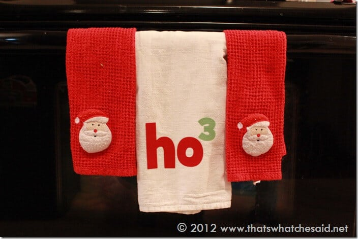 Ho3 Kitchen Towel