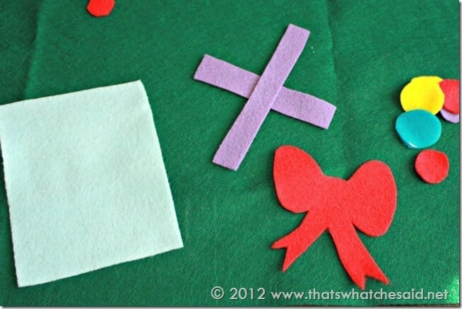 Present Pieces
