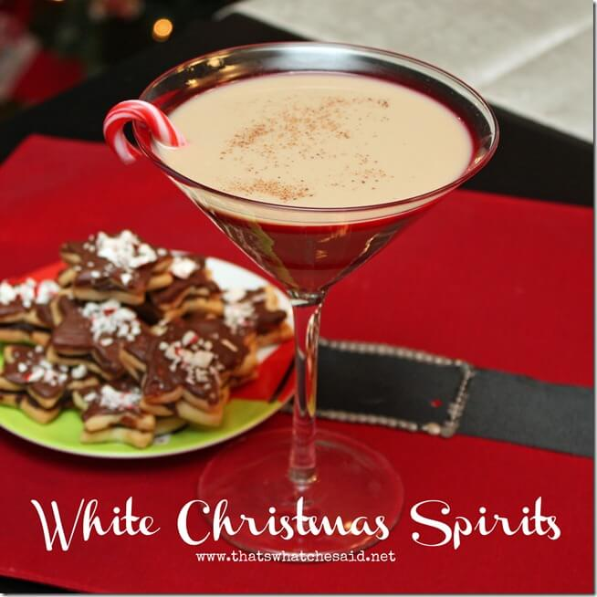White Christmas Spirits