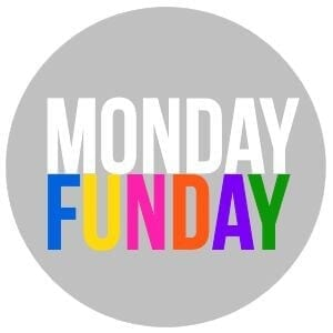 Monday Funday - Gray Background