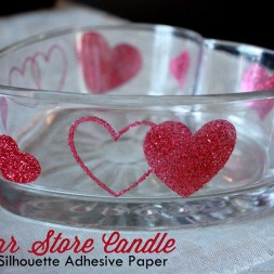 Valentine's Day Dish + Silhouette Discounts!