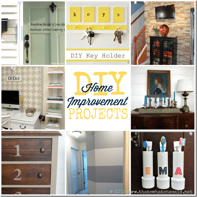 Home Improvement Projects copy