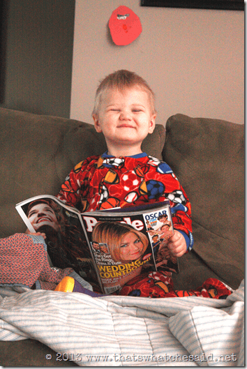 People magazine little guy