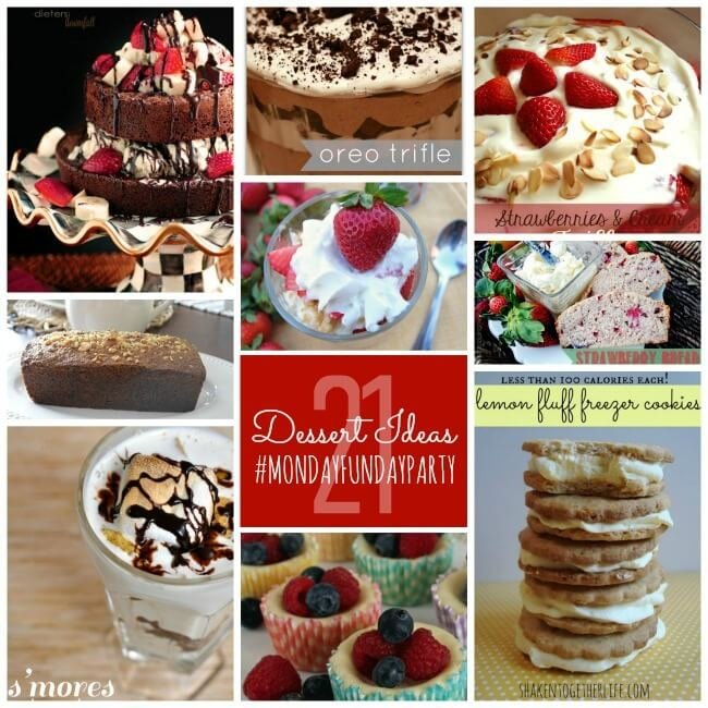 21 Fabulous Dessert Recipes to try at thatswhatchesaid.net