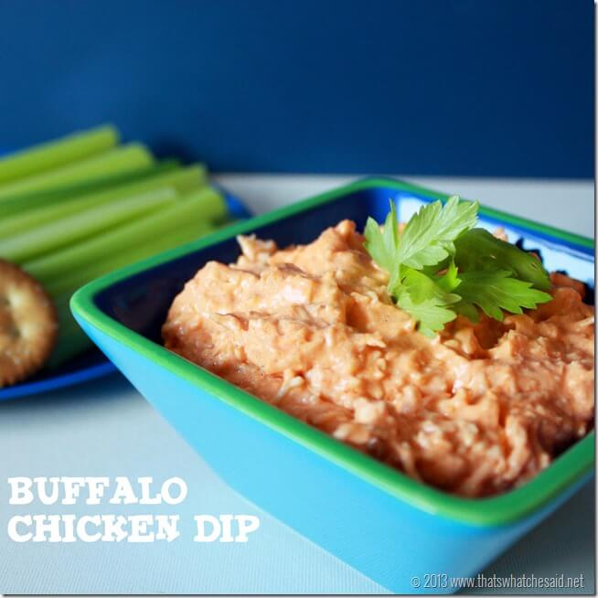 Buffalo Chicken Dip Recipe copy