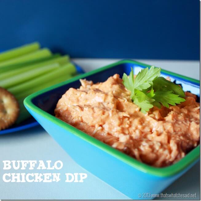 Buffalo Chicken Dip Recipe copy