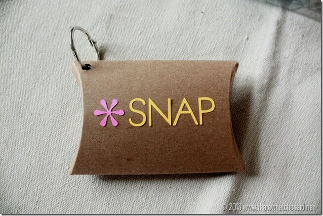 SNAP Business Card Holders