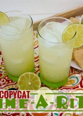 Copycat Lime-A-Rita Recipe