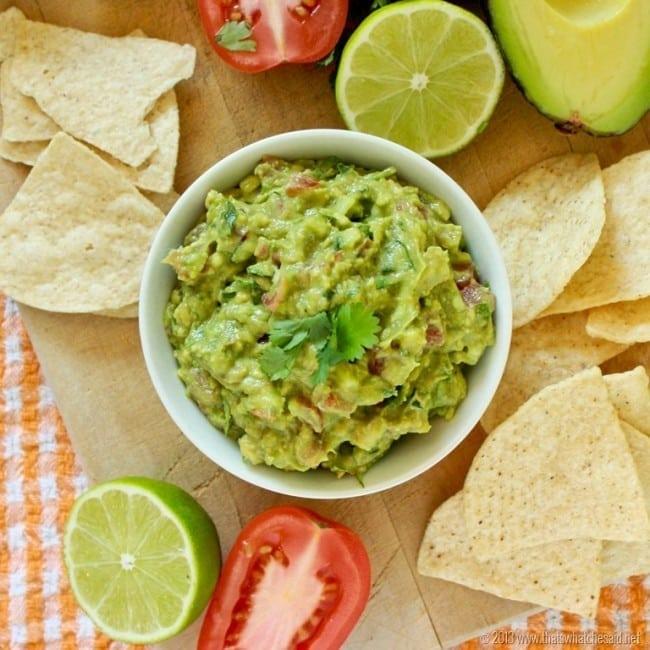 Cheryl's Holy Guacamole Recipe
