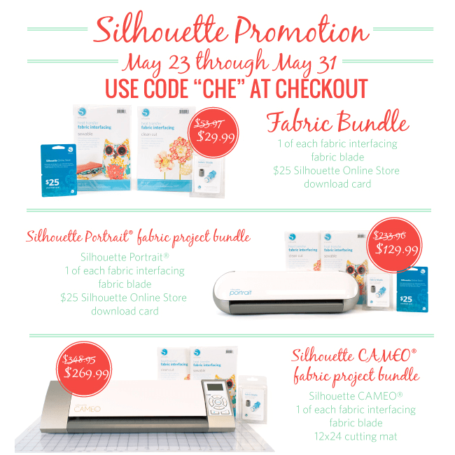 Silhouette Bundle Deals at thatswhatchesaid.net