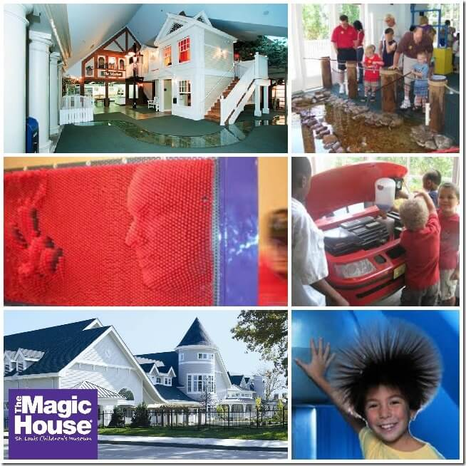 Magic House Collage