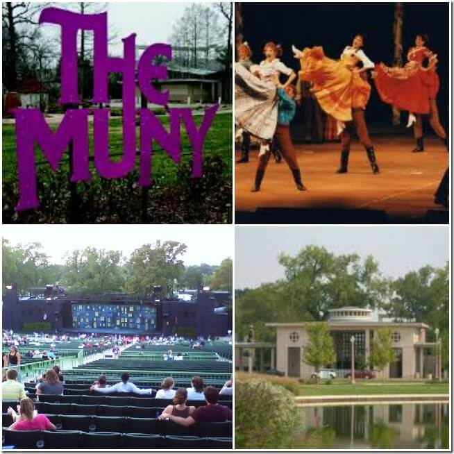 The Muny Collage