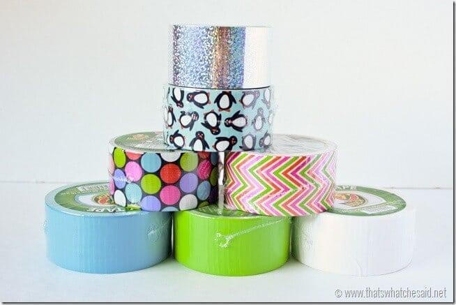 Duck Tape Styles