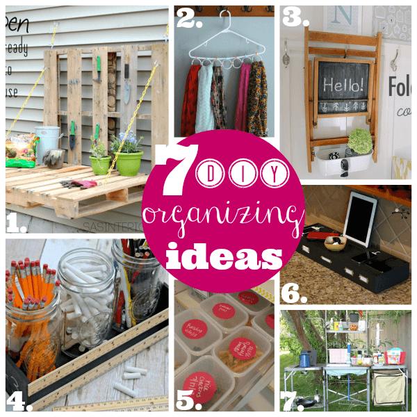 Organizing -Ideas