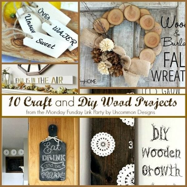 wood diy crafts