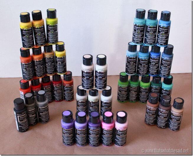 DecoArt Multi-Surface Paints8