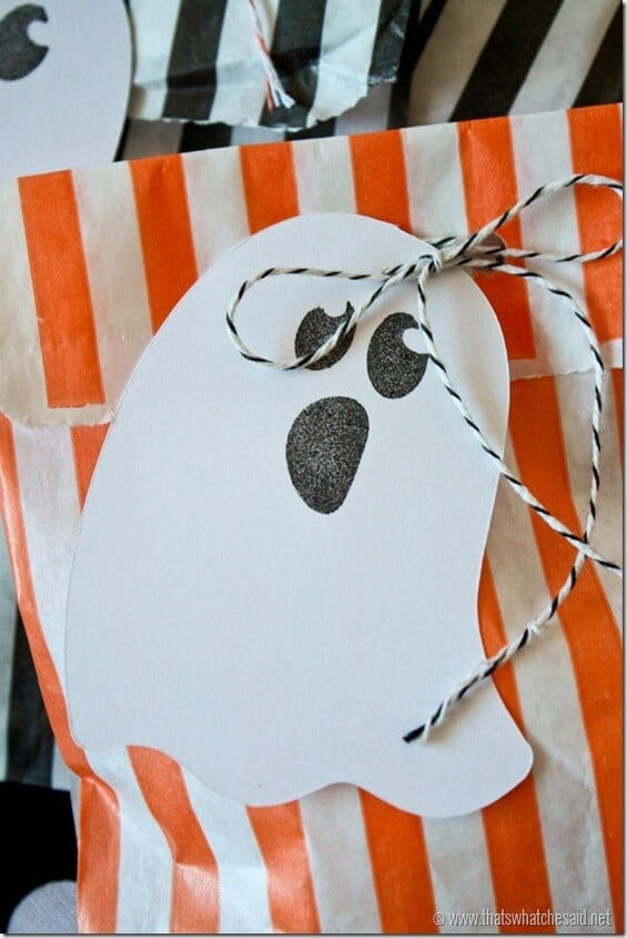 Halloween Treat Bag Tags with thatswhatchesaid.net