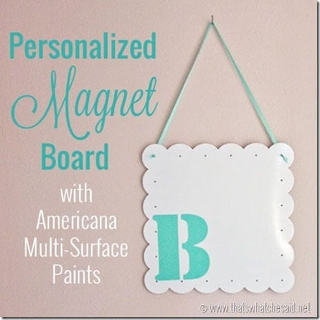 Personalized-Magnet-Board-Tutorial