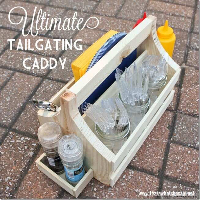 Ultimate Tailgating Caddy thatswhatchesaid.net