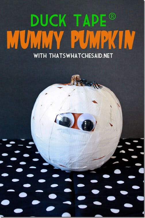 Duck_Tape_Mummy_Pumpkin_with_thatswhatchesaid.net_