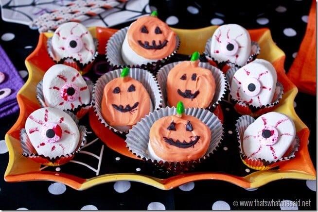 Easy Halloween Treat Ideas