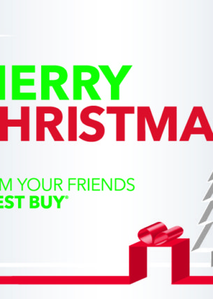 Holiday Shopping with Best Buy Coupons