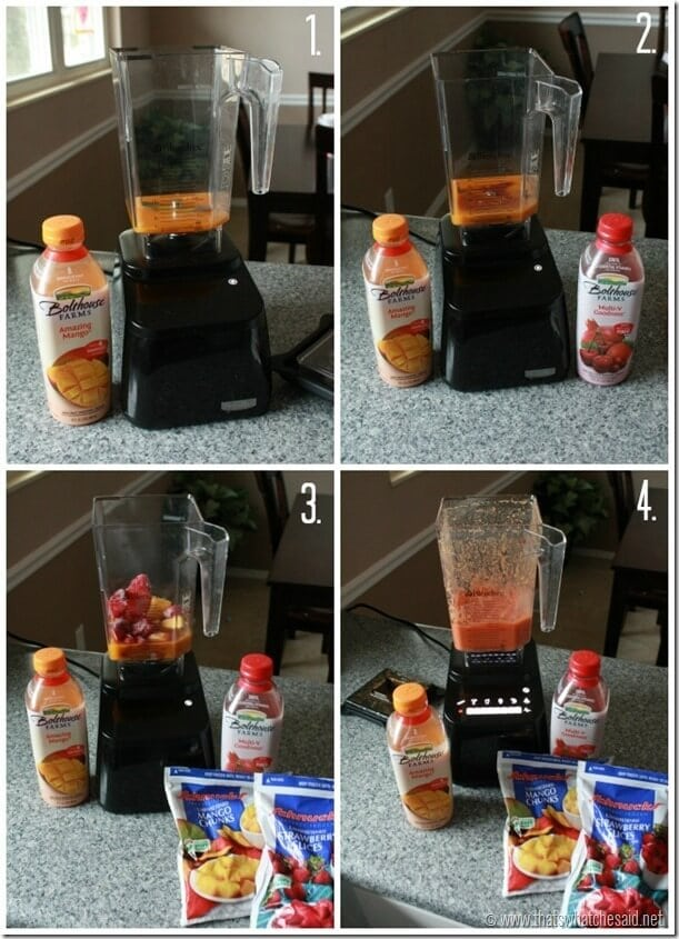 Simple-Strawberry-Mango-Smoothie