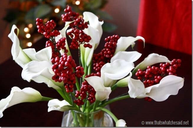 Holiday Bouquet 6