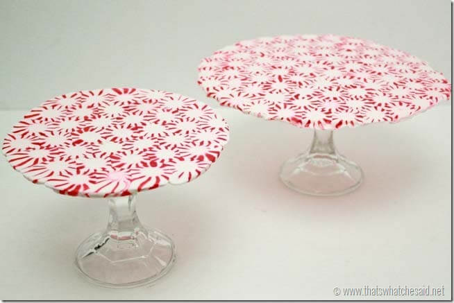 Peppermint Serving Tray 5