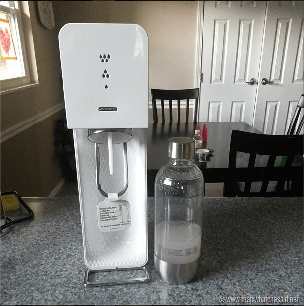 Source Soda Stream