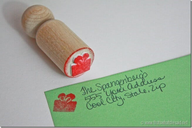 Stamp Ideas at thatswhatchesaid.net